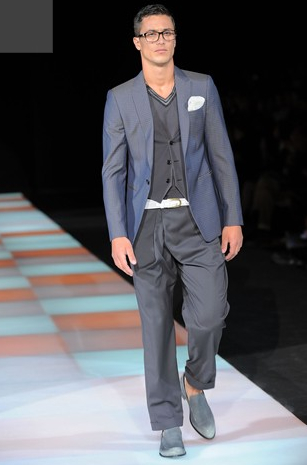 Emporio Armani SS 10 - The ultimate blazer