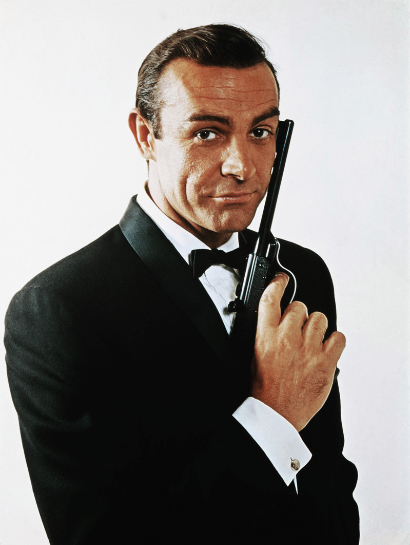 bond connery 2