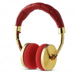 Nixon nomadic headphones red