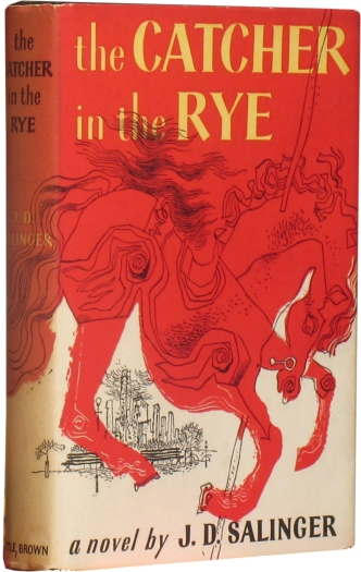catcher in the rye quotes. 3/ The Catcher in the Rye (JD