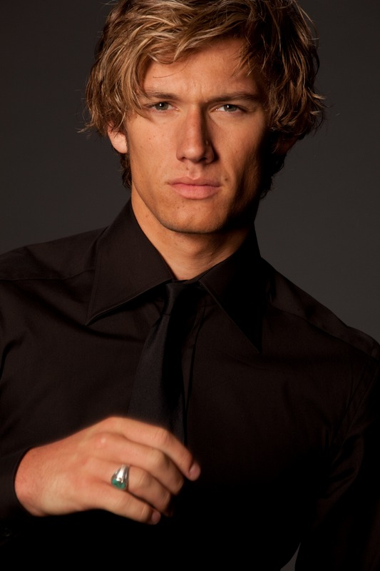 Alex Pettyfer Burberry Ad. I am Number Four#39;s - Alex