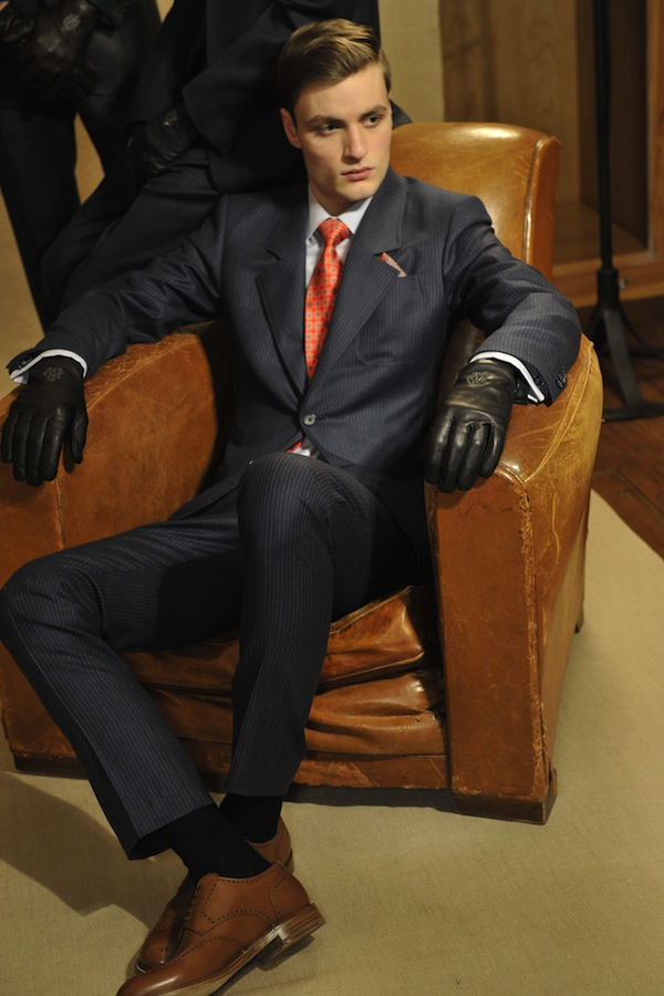 Dunhill AW2012