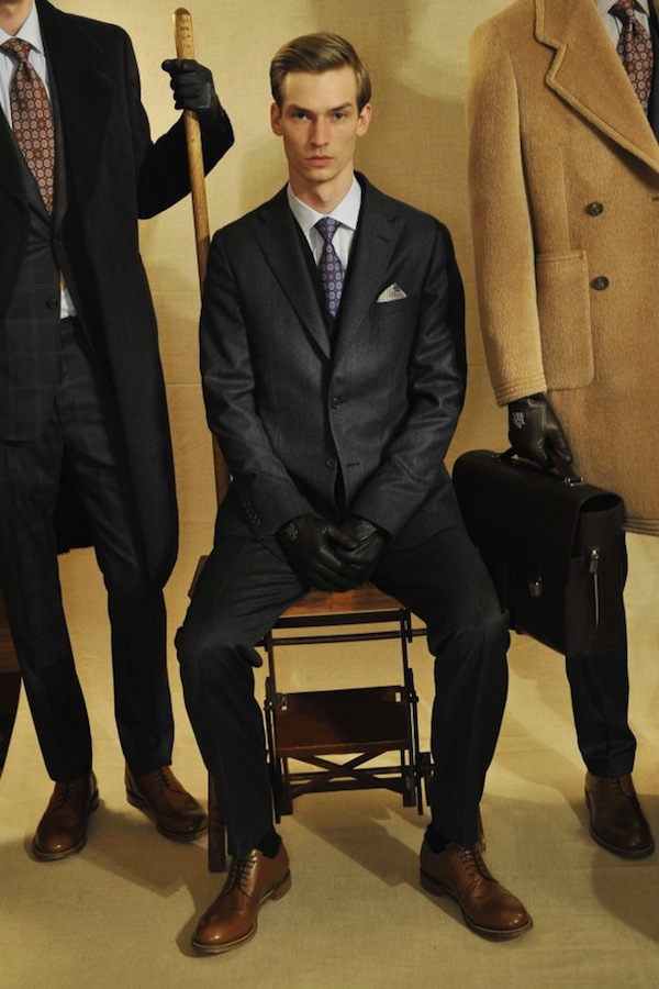 Dunhill Autumn/Winter 2012