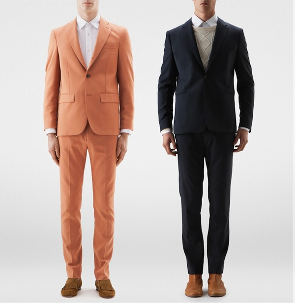Acne - ready to wear suits