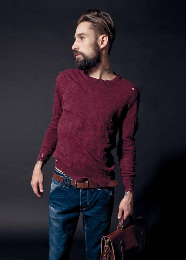 A brand you may not have heard of - REAL MENS DENIMWEAR Winter 13