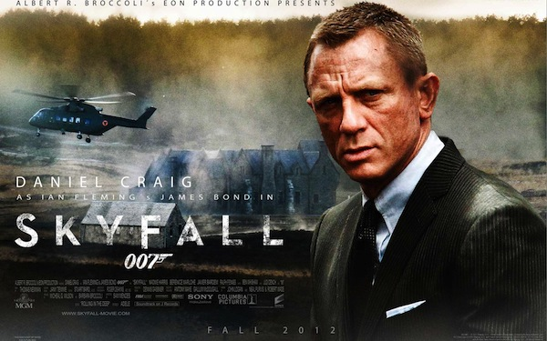 Did you know Tom Ford designed all of James Bond's menswear in SkyFall?