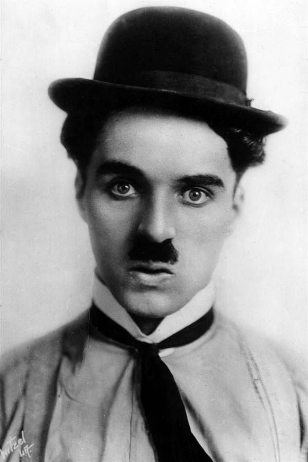 Get inspired - Charlie Chaplin