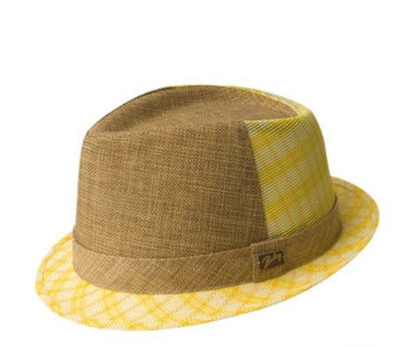 DIGGIN' this fedora by Bailey. It's the lockwood sunrise model to cool your nob in Spring.
