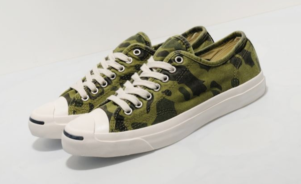 Converse - The Jack Purcell Camo