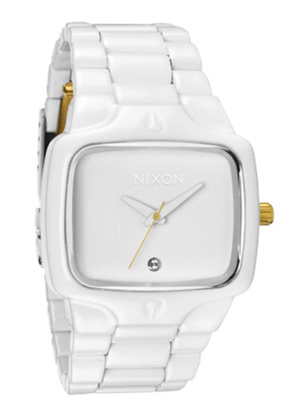 The Player by Nixon. You just cannot go wrong. Also available in Rose Gold. Dig.