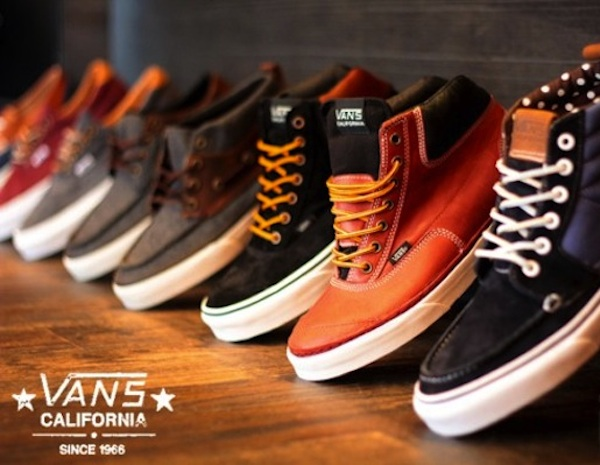 Spring Summer Collection - Vans