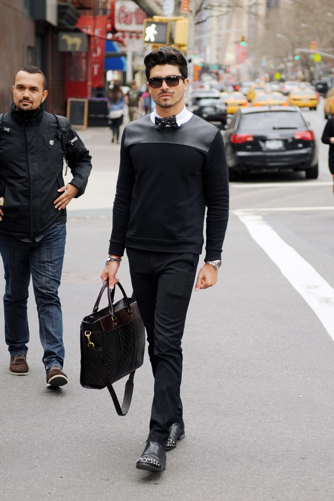 New York Street Fashion Men
