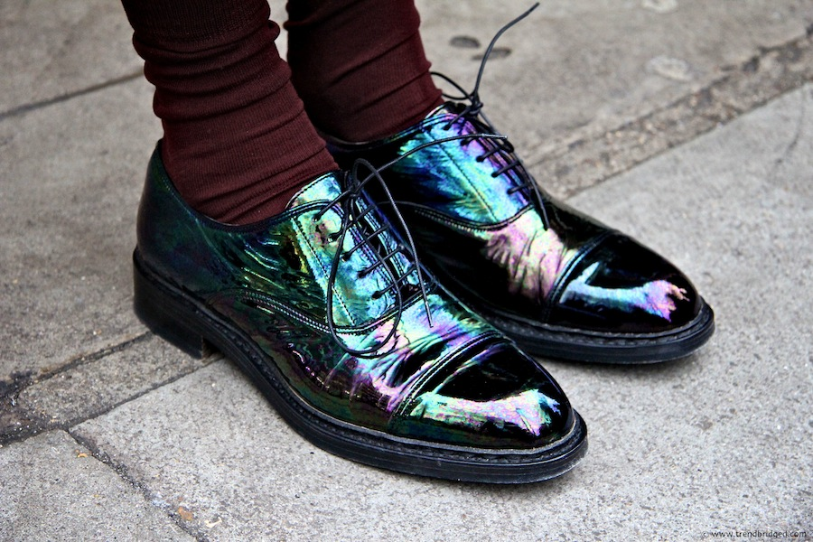 LCM Thierr Mugler shoes