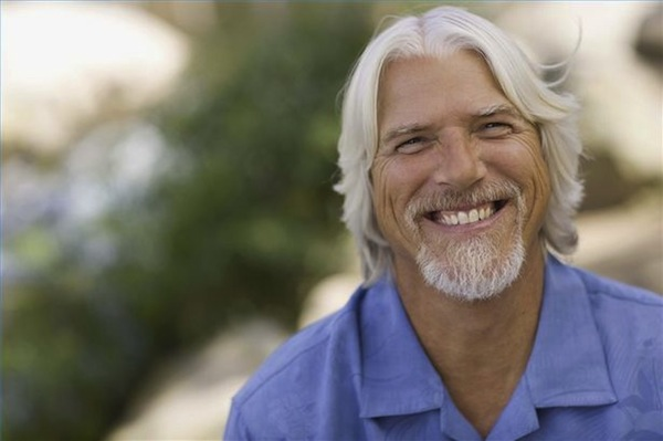 Longer Hair Styles For Men: Face Shapes And Beard Styles For Gents