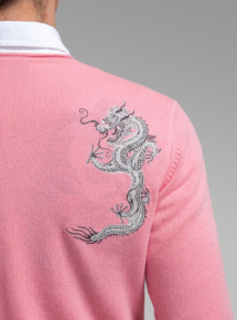 Cashmere dragon