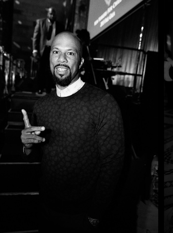 Common at New York for Kids - performer