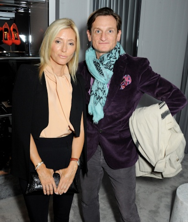 Hamish Bowles - Tom Ford opening
