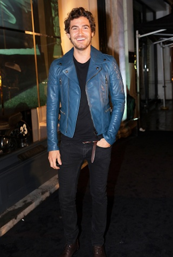 Robert Konjic at Belstaff