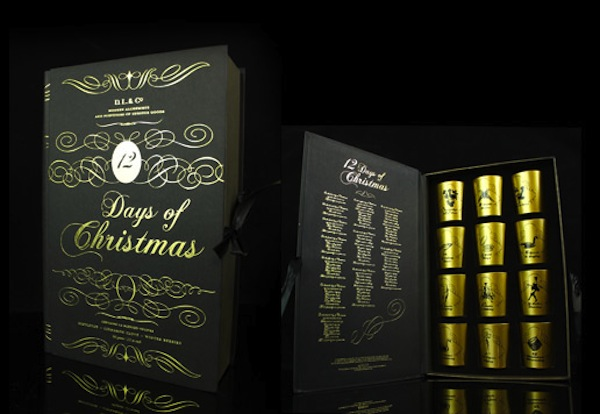 DL & co - Xmas candles $200