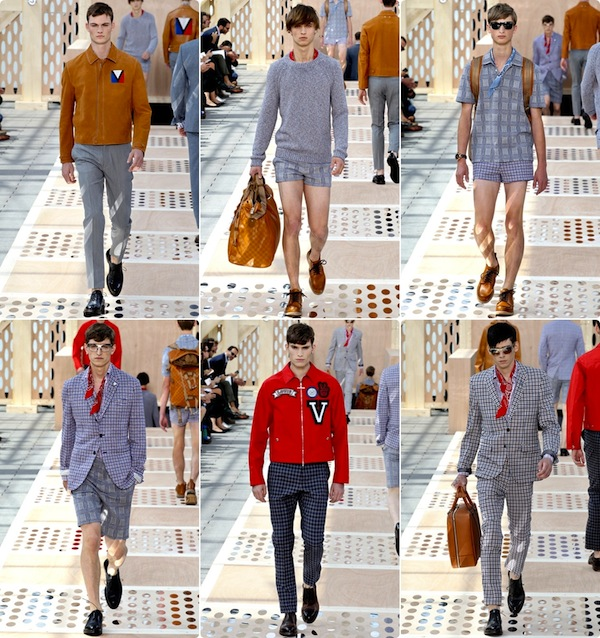 Louis Vuitton Mens 2014