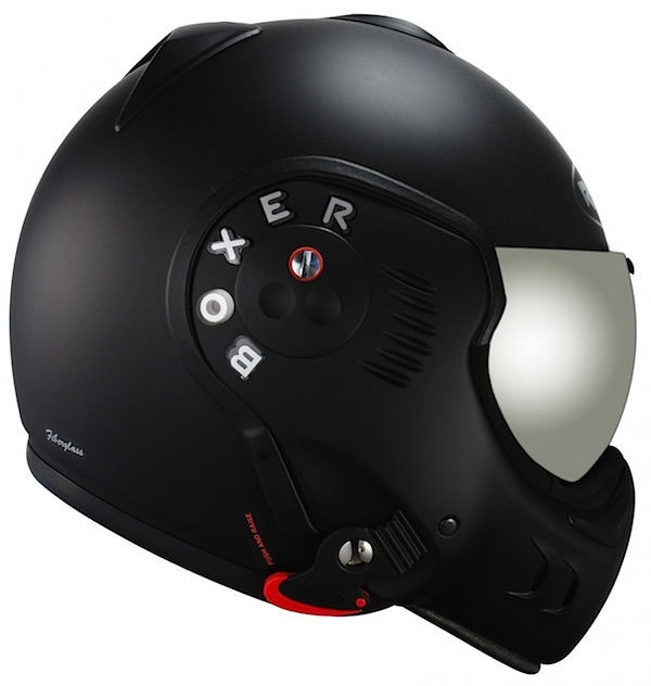 The Roof Boxer helmet