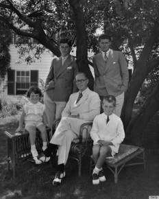 Portrait Of The Kennedy Men