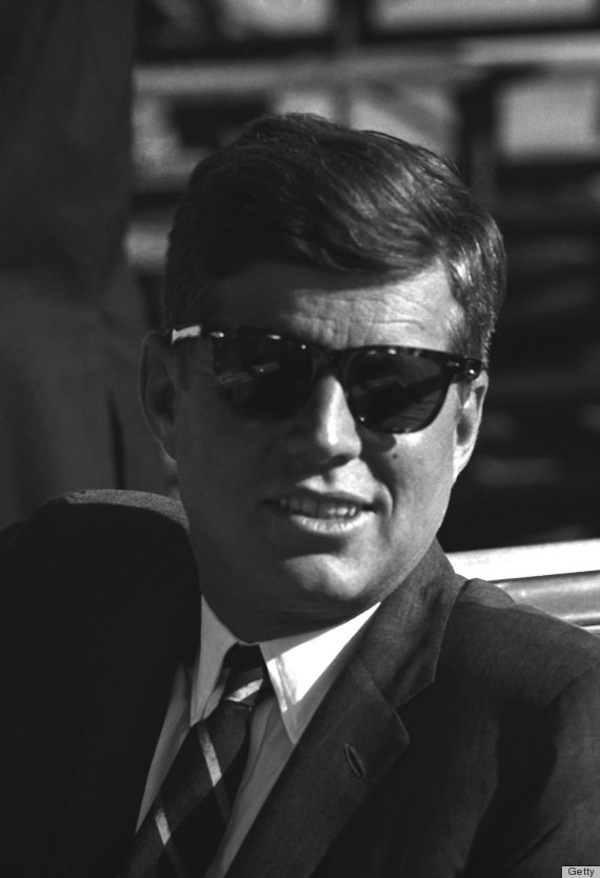 JFK In New Mexico