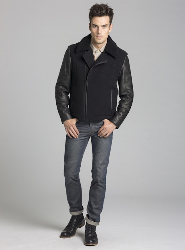 Andrew Marc Gaze jacket