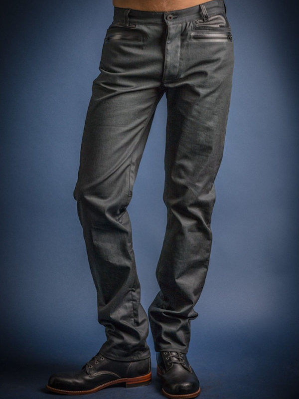 Andrew Marc slim trousers
