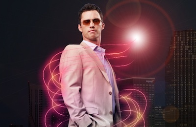 What does Jeffrey Donovan aka Michael Westen wear?