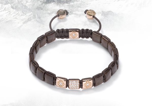 shamballa pyramid brown