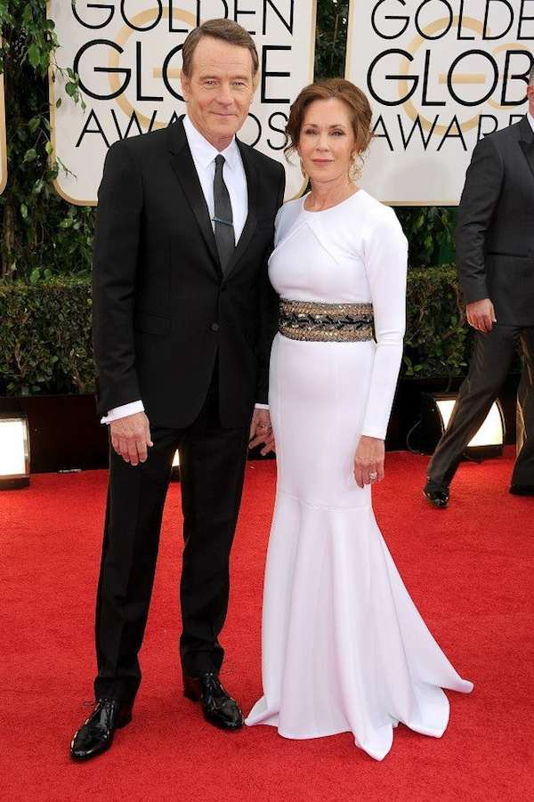 Bryan Cranston wear Burberry
