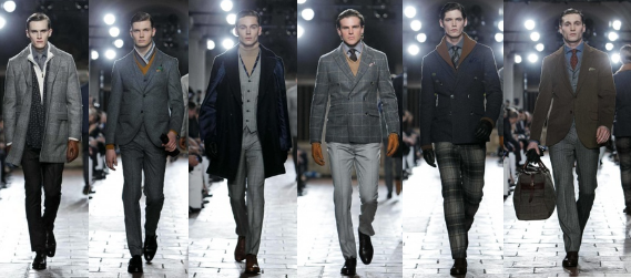 Must-have looks for Men Winter 2014 Old-school Style u2013 MENSTYLEPOWER