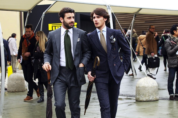Street Stylin' at Pitti Uomo 85