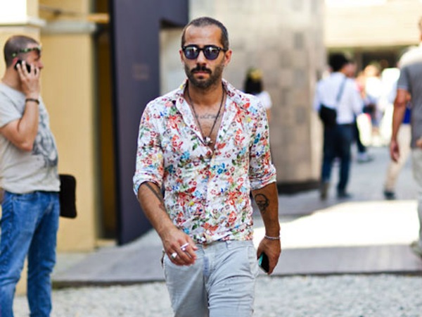 Florals in Spring/Summer Collections