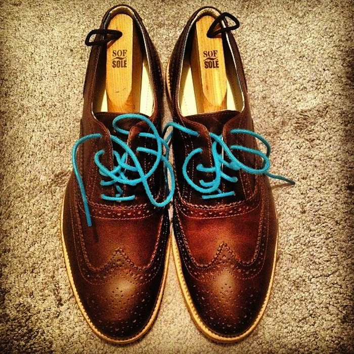 gorgeous wingtips