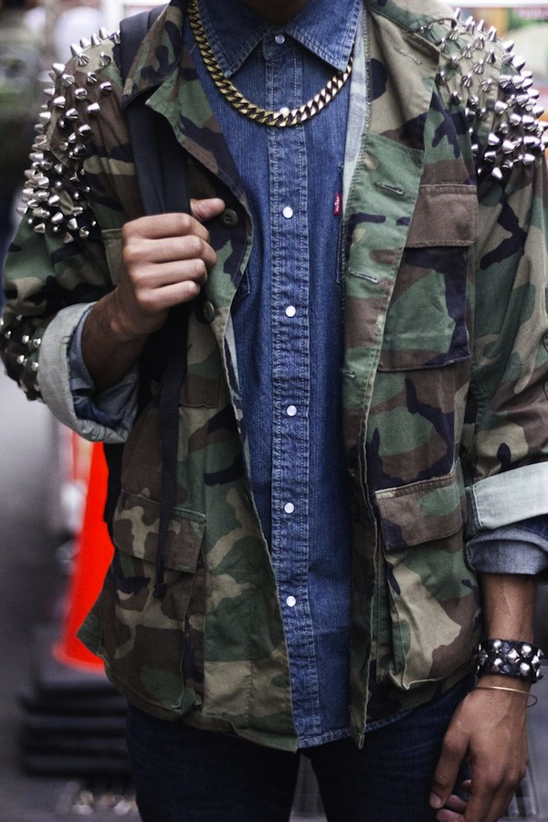 styling with camo