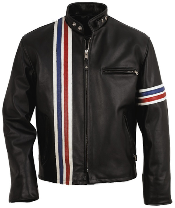 schott-easyrider leather motorcycle jacket