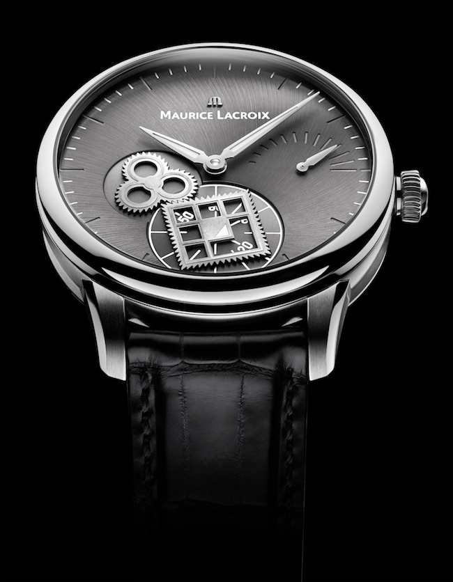 Masterpiece Roue Carree Seconde