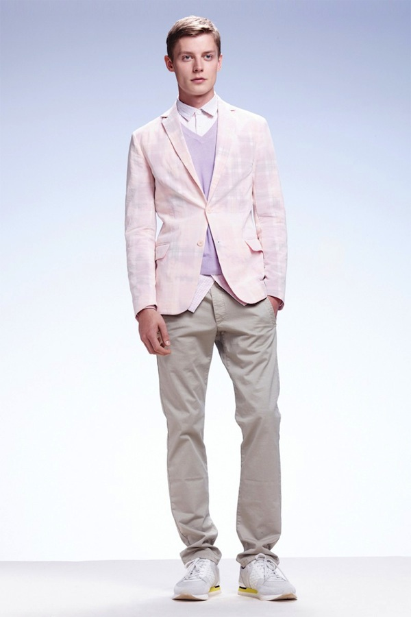 Bottega Veneta Men's Cruise Collection