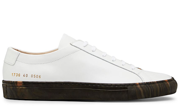 common projects white camo
