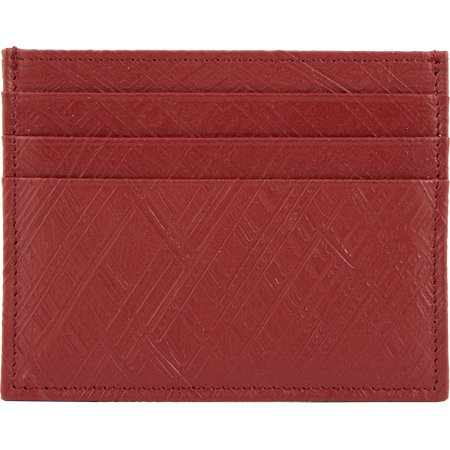 Maison Martin Margiela leather credit card holder