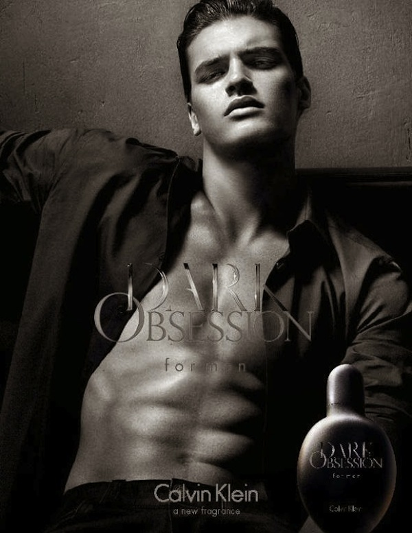 Calvin Klein 2014 Campaign for Obsession, has the hair trend work across both runway and campaign.