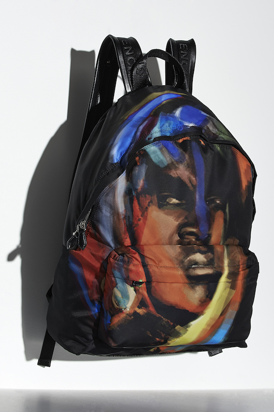 Givenchy African Art Classic BackPack. Yes please!