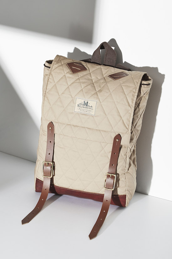 Junya Wantanabee Quilted BackPack