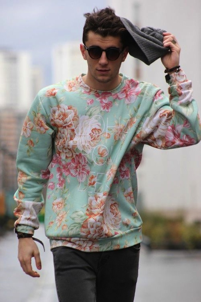 Floral Menswear That Won T Make You Look Feminine