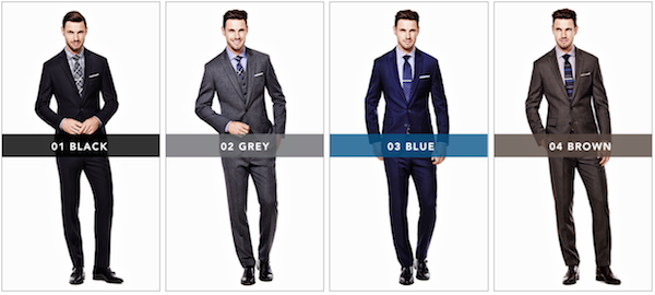 Disctinction Menswear Collection By Ryan Seacrest