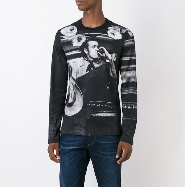 D and G - James Dean sweater