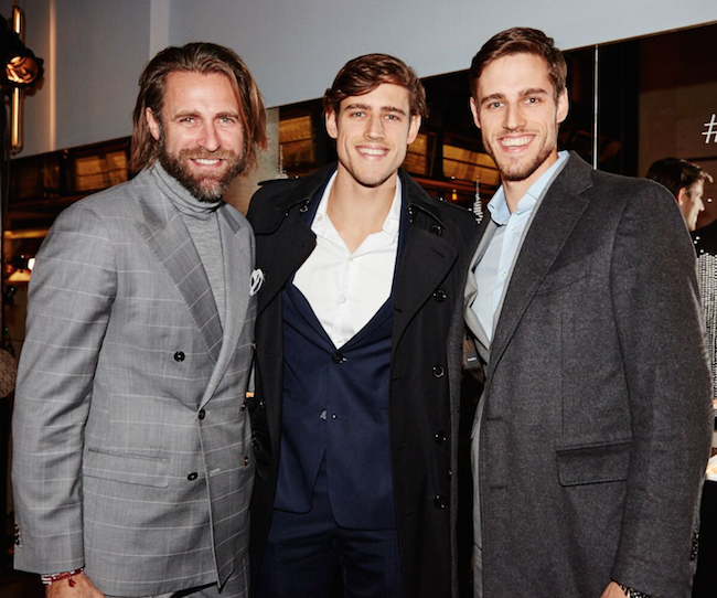 Stenmark Brothers and Stylist Jeff Lack
