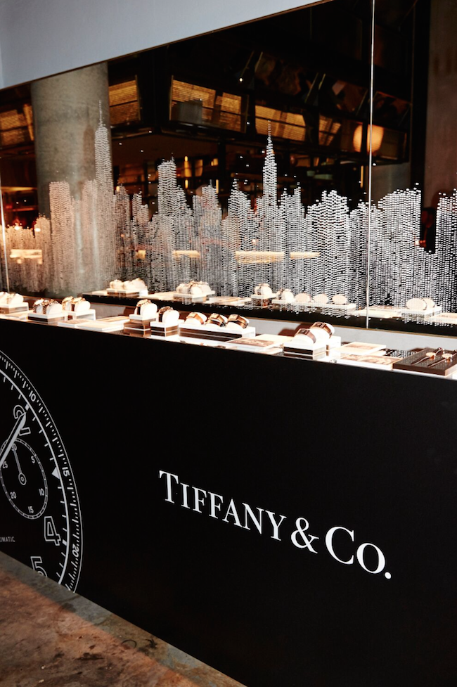 tiffany co skyline